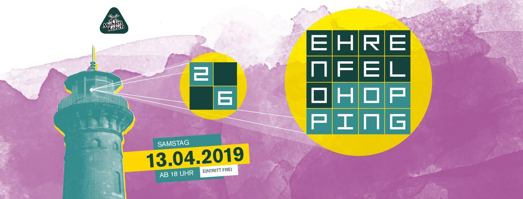Ehrenfeld-Hopping Logo